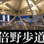関西・大阪の小さな絶景旅行 グッドデザイン賞受賞 阿倍野歩道橋