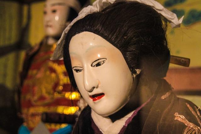 人形浄瑠璃