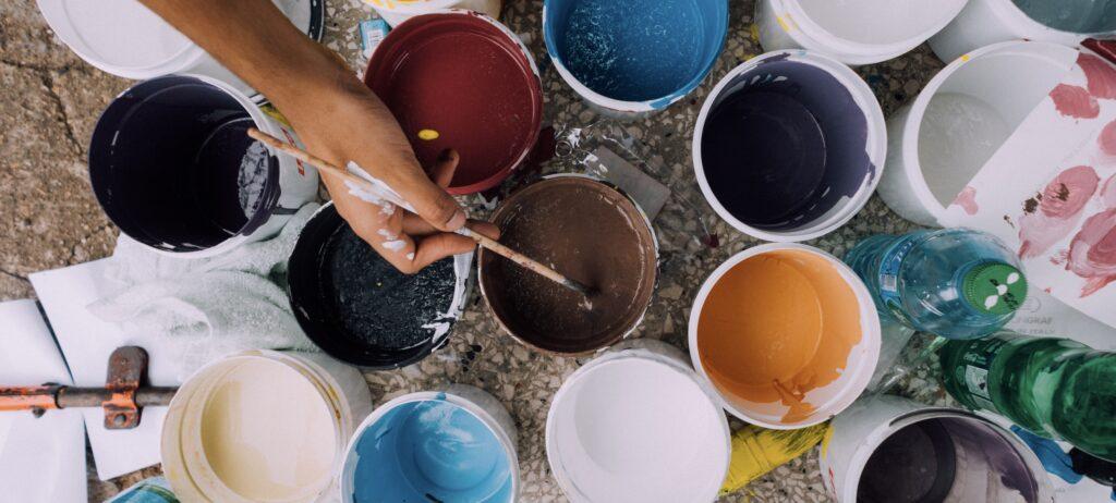アート活動において締め切り効果は有効です。